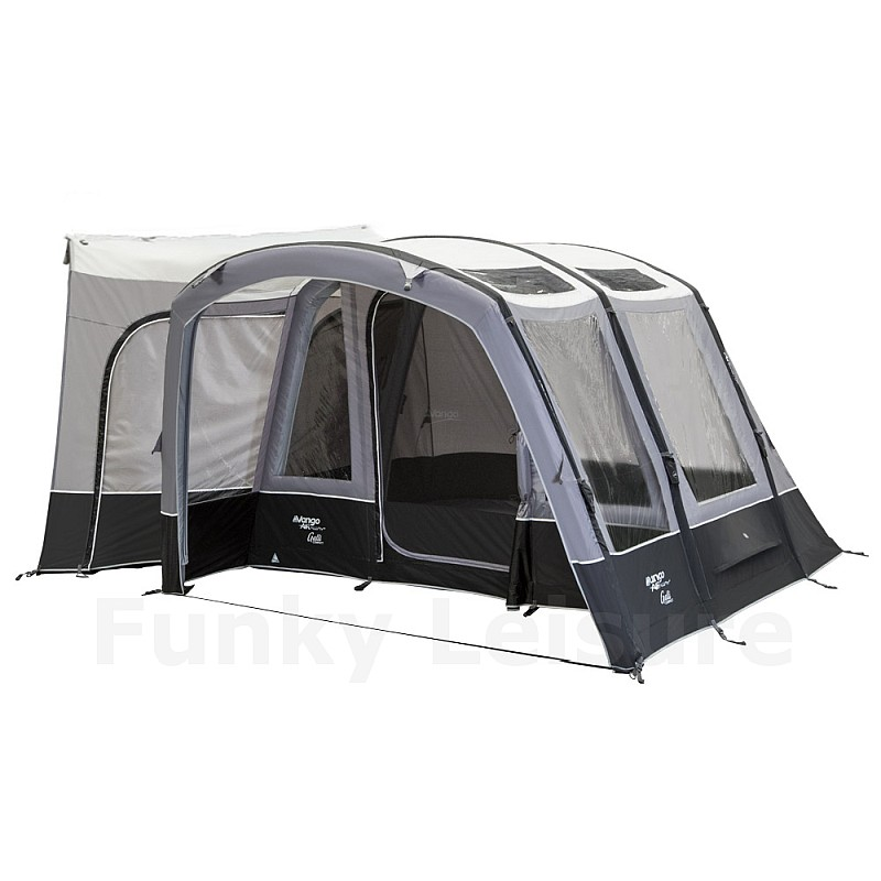 Overview Of The New 2018 Vango Airbeam Drive Away Awning Range