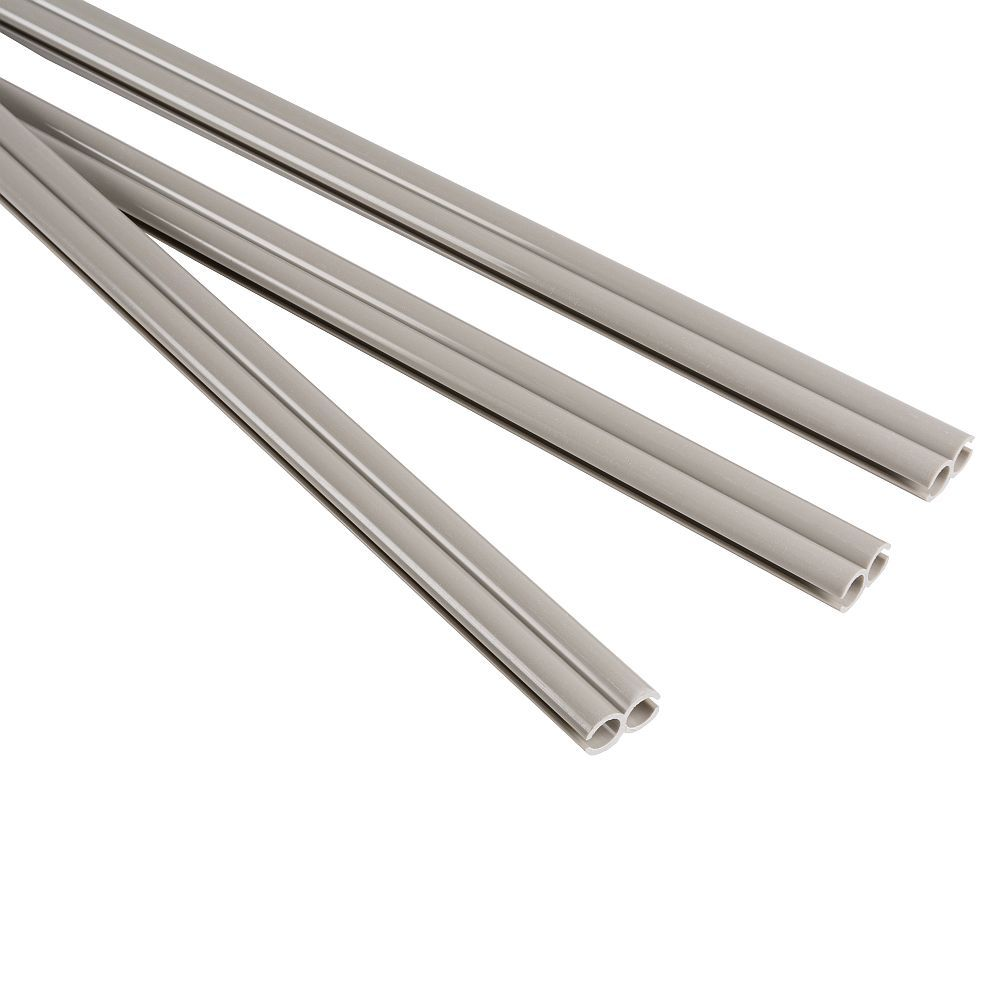 Figure Of 8 Awning Channel 3 Pack