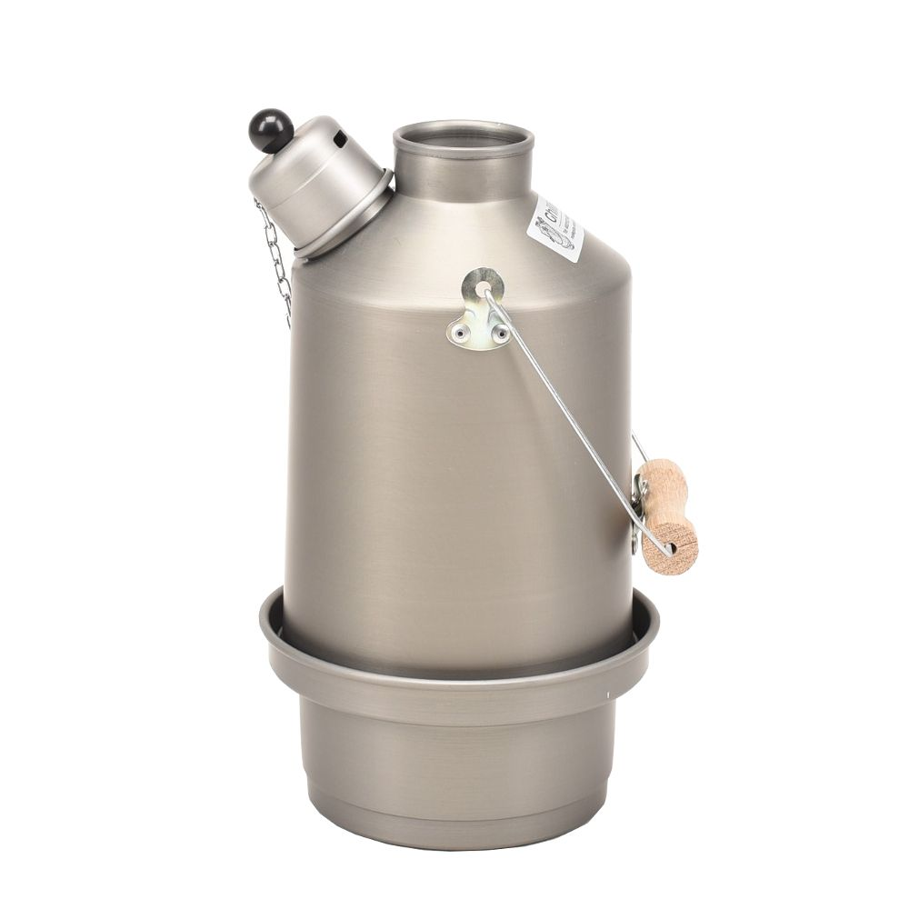 Ghillie Kettle Explorer 1.0L - Hard Anodised
