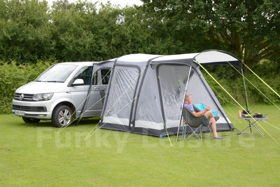 Good Kampa Travel Pod Motion AIR Awning (VW) U2013 Bundle Kit