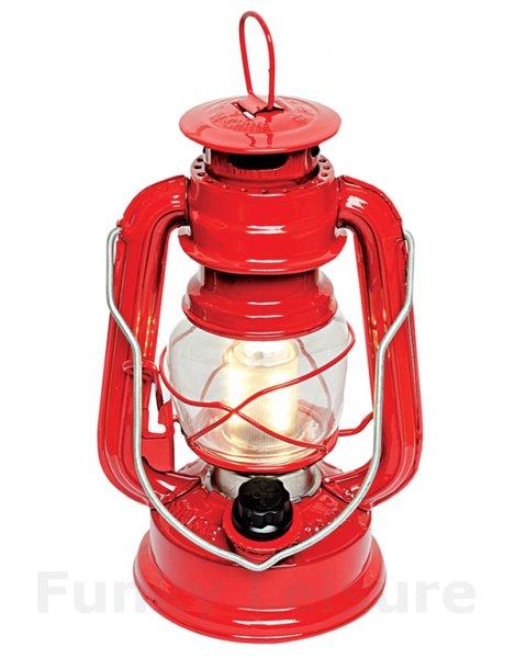 LED Hurricane Lantern Retro Style Camping Lamp