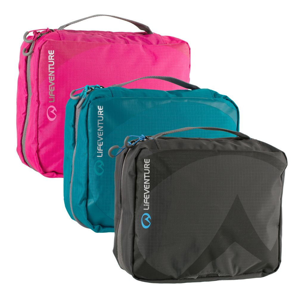 LifeVenture Travel Wash Bags
