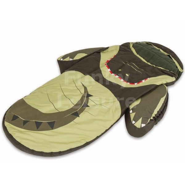 Littlelife Snuggle Pod Sleeping Bag With Airbed