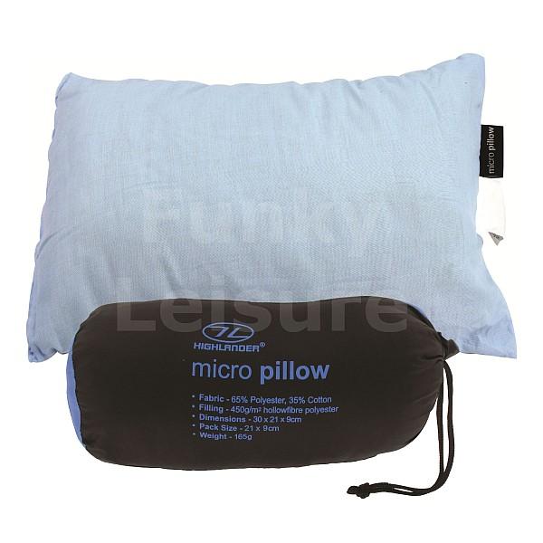 travel pillow micro asp camping p