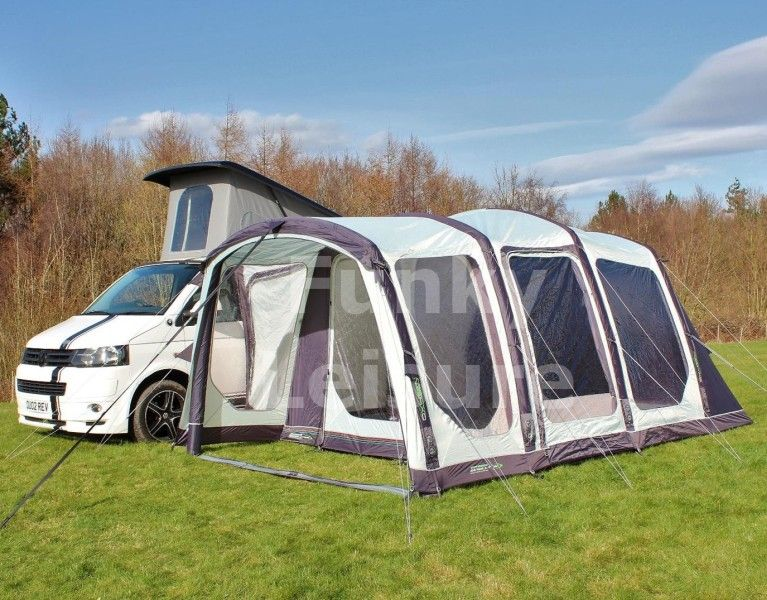 Outdoor Revolution Movelite T4 Drive Away Air Awning Lowline