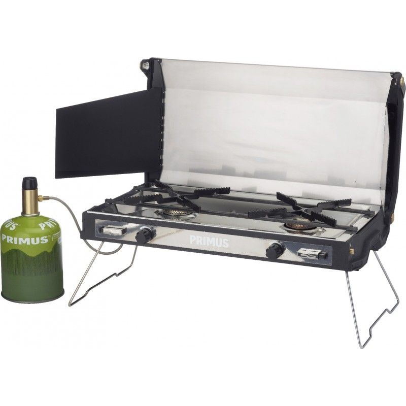 Primus Tupike Two-Burner Gas Stove