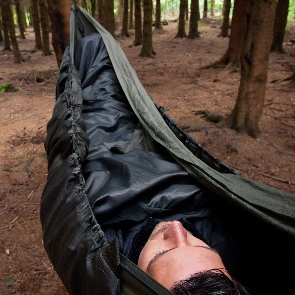 SnugPak Hammock Insulated Bushcraft Quilt