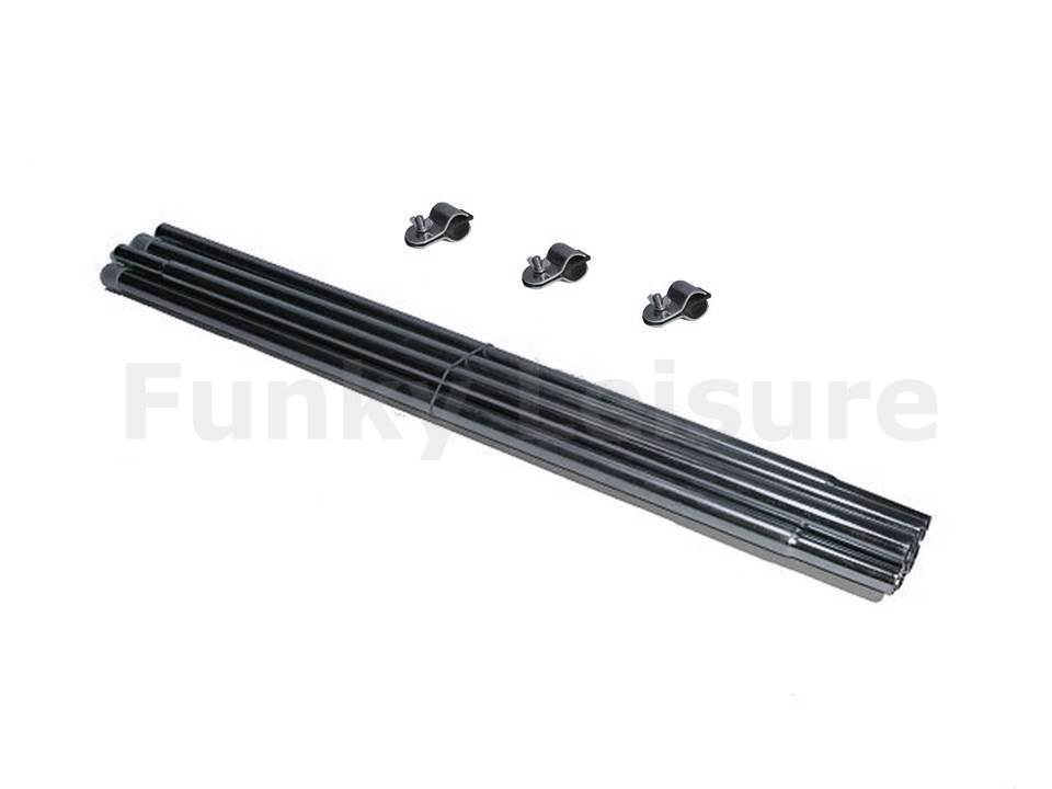 Universal 320cm Pole & Clamp Drive-Away Kit