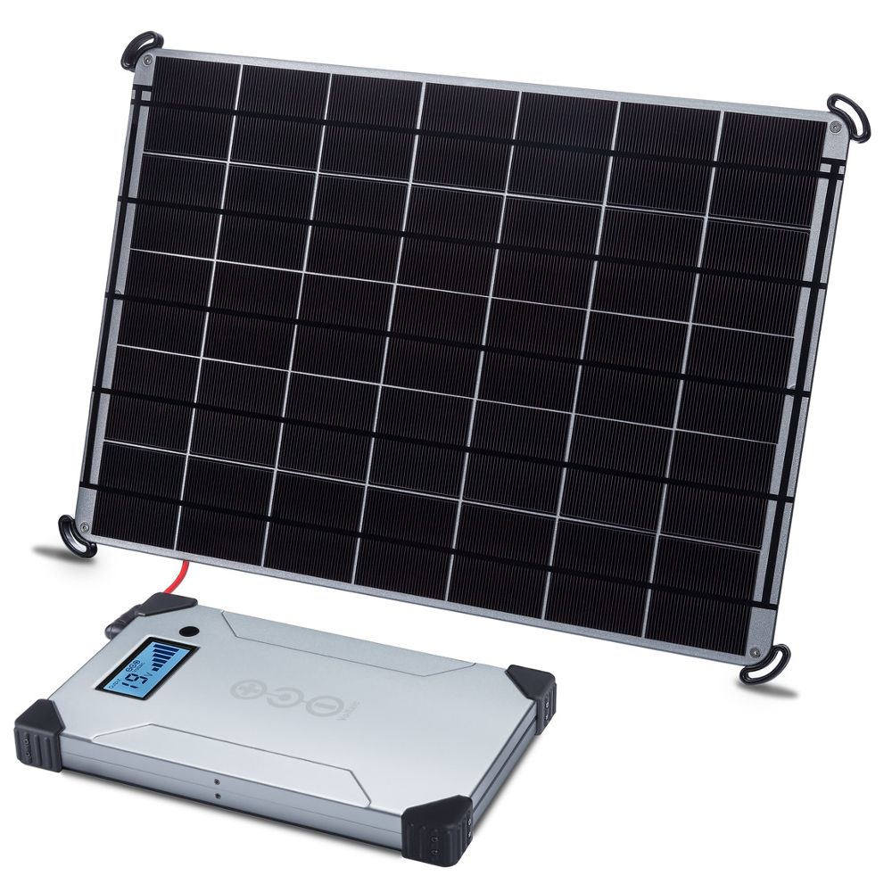 Voltaic 17 Watt Solar Panel Charging Kit