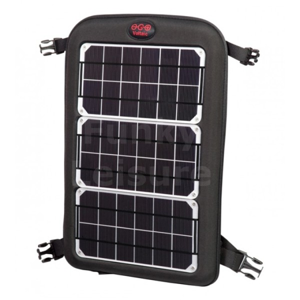 Voltaic Fuse 10w Solar Laptop Charger Pouch