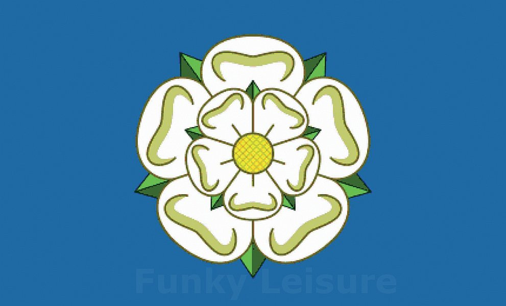 Yorkshire Rose Flag